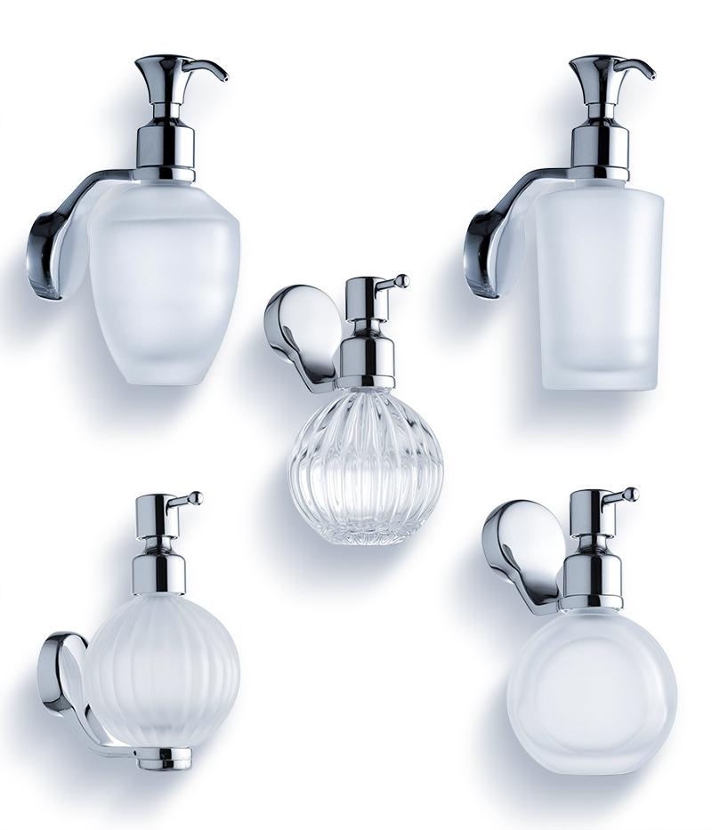 水晶瓶分配器系列